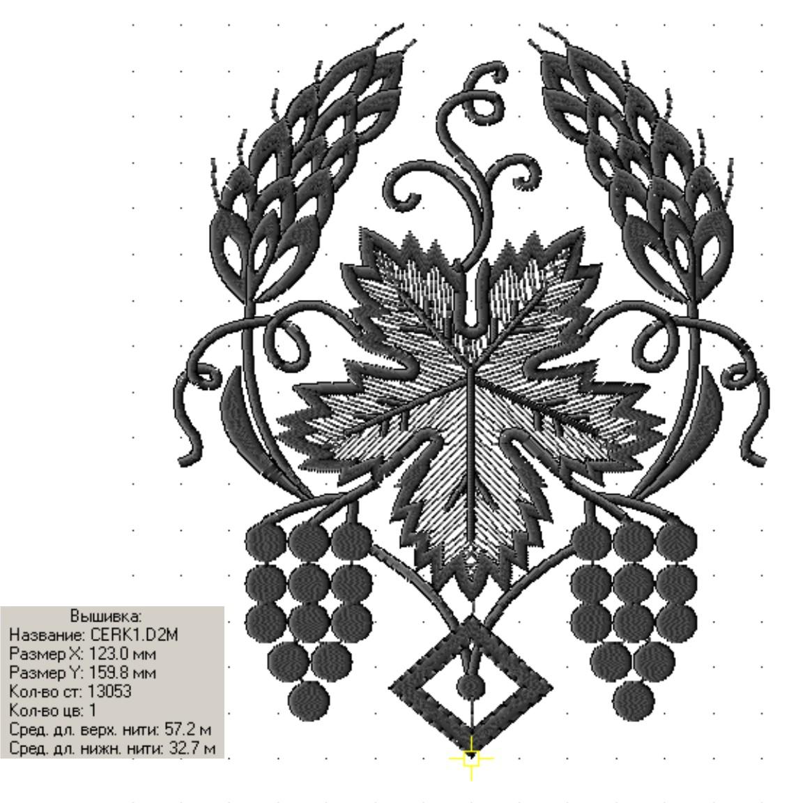Дизайны вышивок церковные