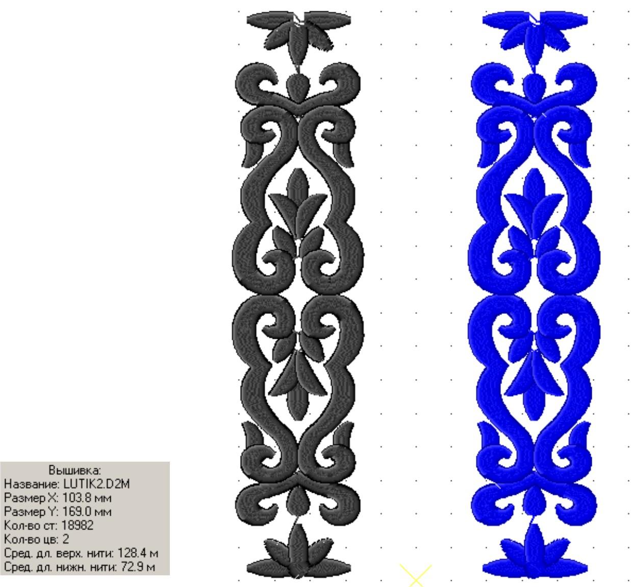 Осетинские орнаменты и узоры фото